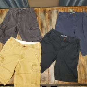 🦅American Eagle| Hollister |LOT of Shorts size 28